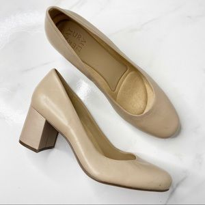 Naturalizer Whitney Nude Beige Pumps Size 9.5